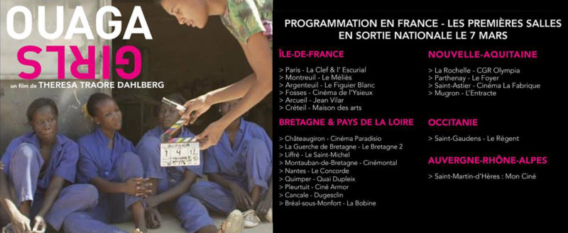 ouaga girls-french screening-NEWS
